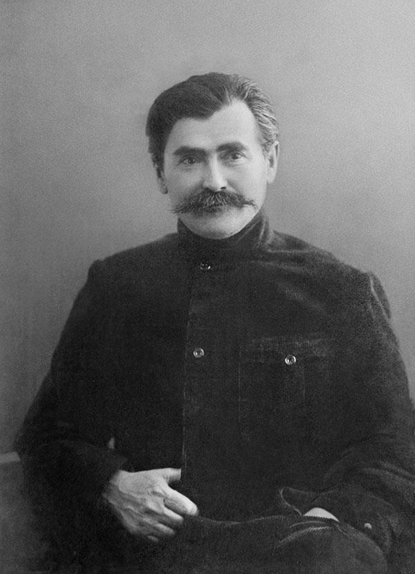 Музей Івана Гончара презентує книгу про Кричевського