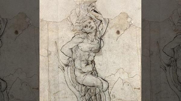 У Парижі віднайшли втрачений ескіз да Вінчі!