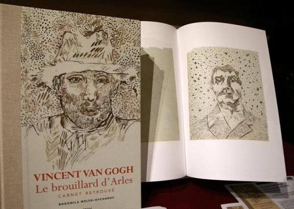 Ескізи Ван Гога виявилися не ескізами Ван Гога?