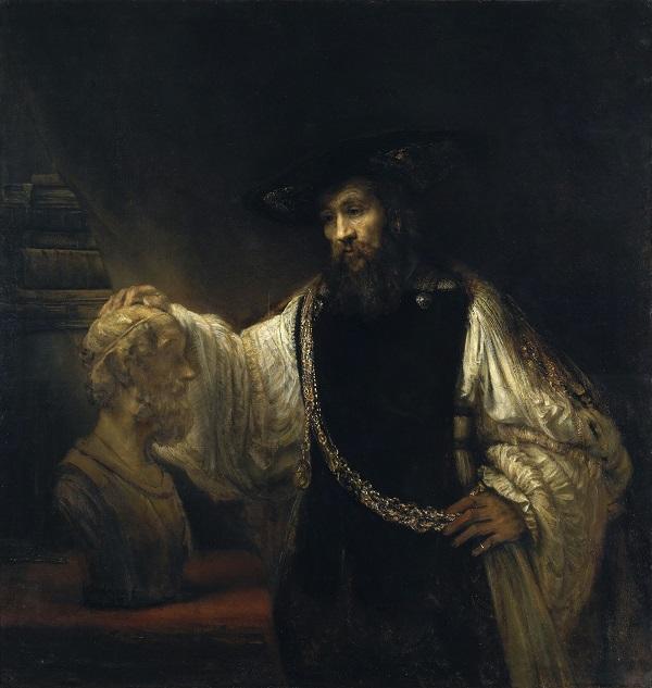 Арістотель Рембрандта: філософія і мистецтво