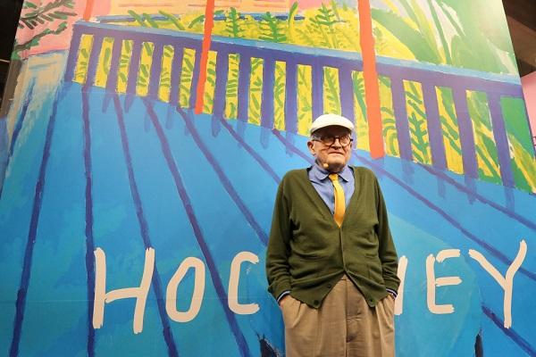 У Бредфорді відкриється Галерея Девіда Гокні