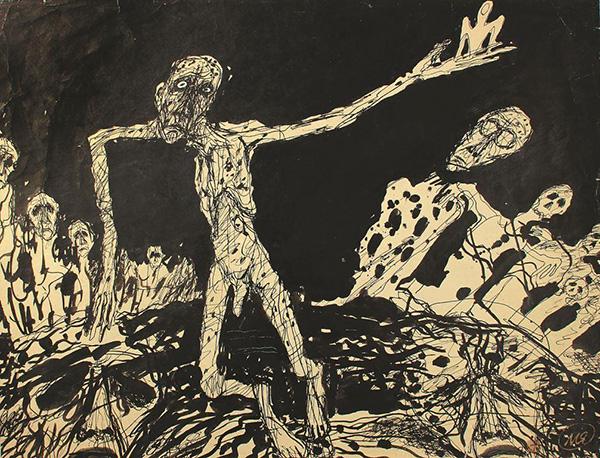 Графіку Далі й інших відомих майстрів покажуть на передаукціонній виставці в Києві