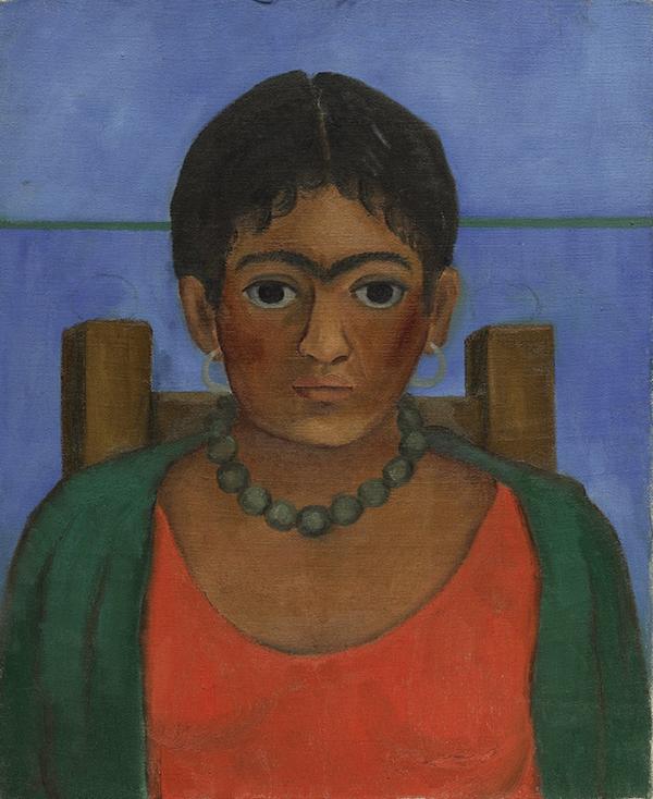 Нещодавно віднайдена картина Фріди Кало знайшла нового власника
