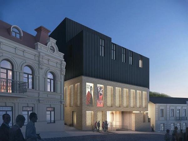 Архітектор Театру на Подолі Олег Дроздов відповість на ваші запитання в рамках зустрічі-дискусії!