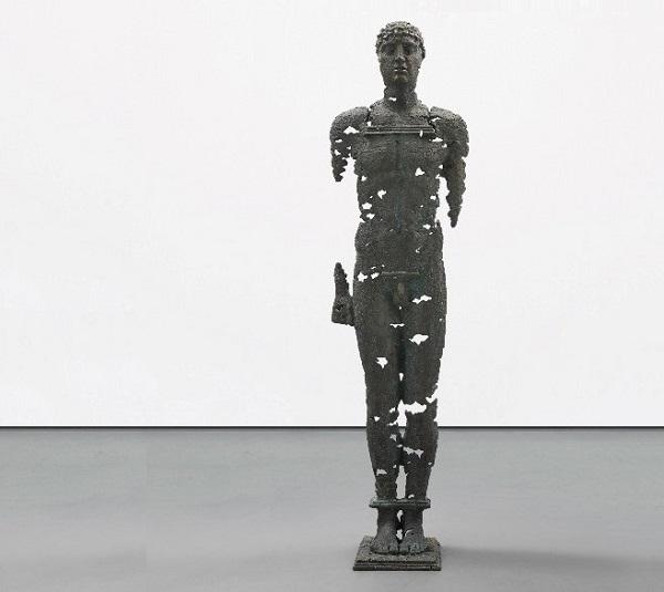 Скульптуру Єгора Зігури купили за $ 25 тисяч на престижному аукціоні в Лондоні!