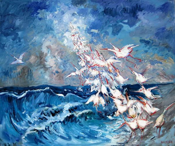 """Ганс Сиса. """"Свобода"""". 2014"""