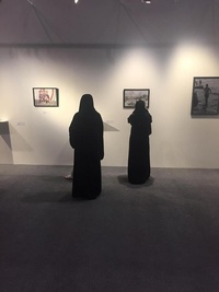 Kiev‒Vilnius based gallery TSEKH presents Ukraine at the Art Fair in Bahrain