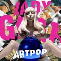 "Jeff Koons Made a Nude Sculpture of Lady Gaga for Her ""ARTPOP"" Album Cover"