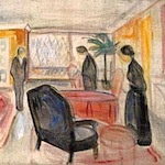 Edvard Munch Gets Posthumous Set Design Gig at British Theater