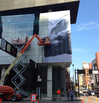 JR Is Wrapping Cincinnati's Contemporary Arts Center in a Massive Photo Mural