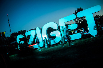 SZIGET 2012: Young, Beautiful and Dutch