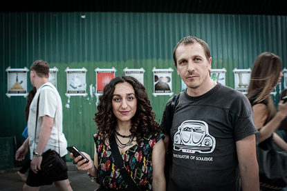 STOP THE WAR: A Statement from Alexei Knedlyakovsky and Lusine Djanyan