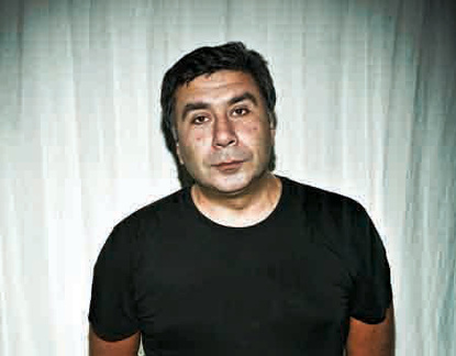 "Arsen Savadov: ""My characters are personalities with a vague understanding of reality"""